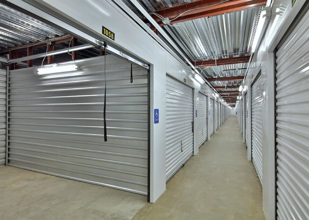 Dominion Self Storage Davie Construction