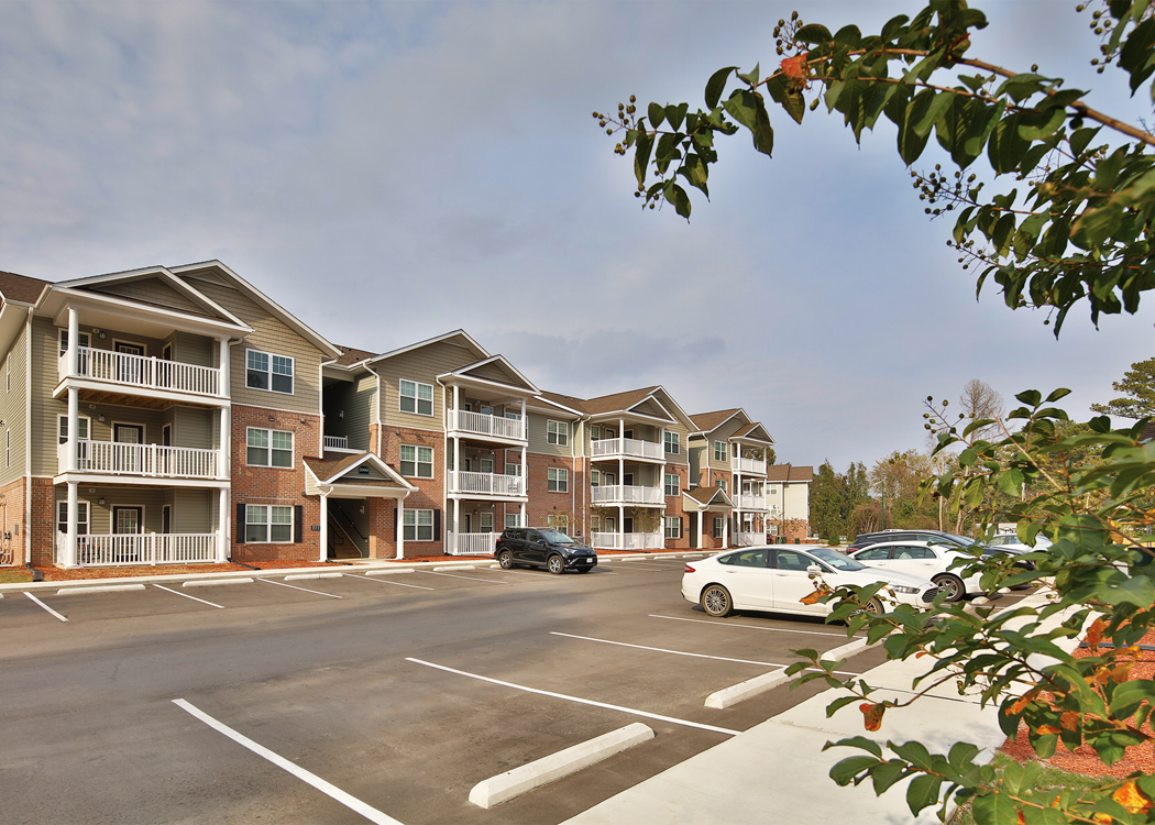 Pine Valley Apartments_Exterior2 - Davie Construction